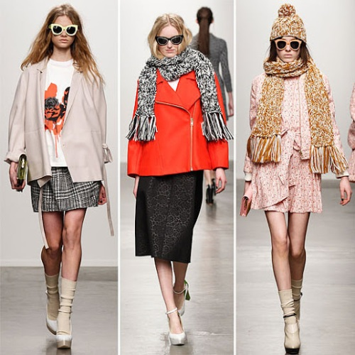 Pictures-Review-Karen-Walker-Fall-NY-fashion-week-show