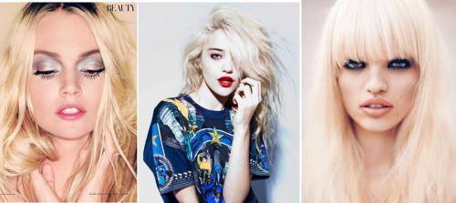 Pinterest Blonde