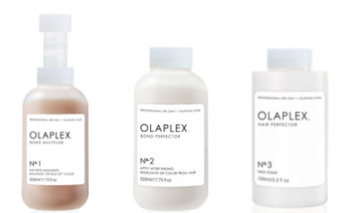 Olaplex at Yots Hair Salon